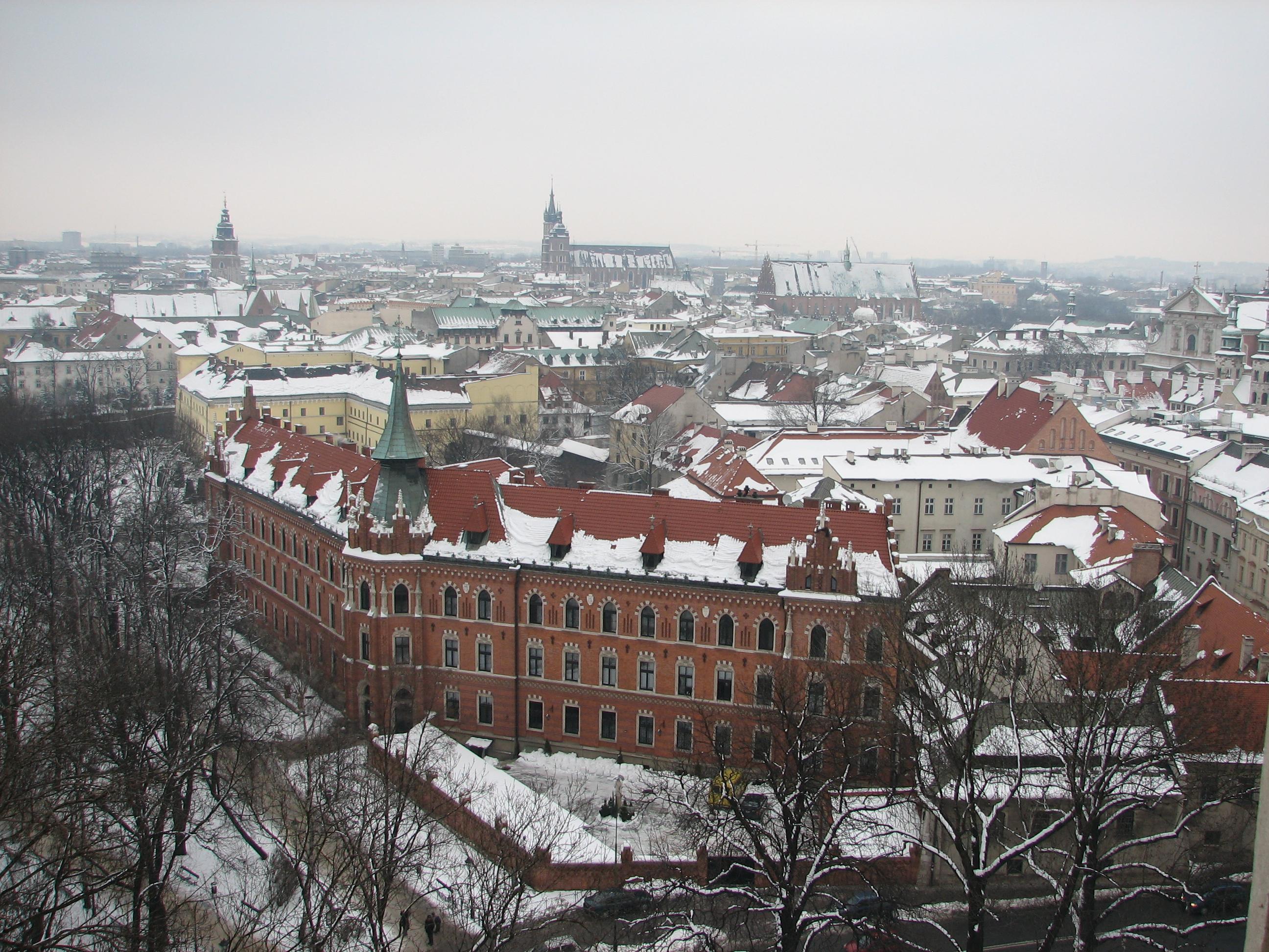 European Weather - First Autumn Snow & A Wet Southern Europe