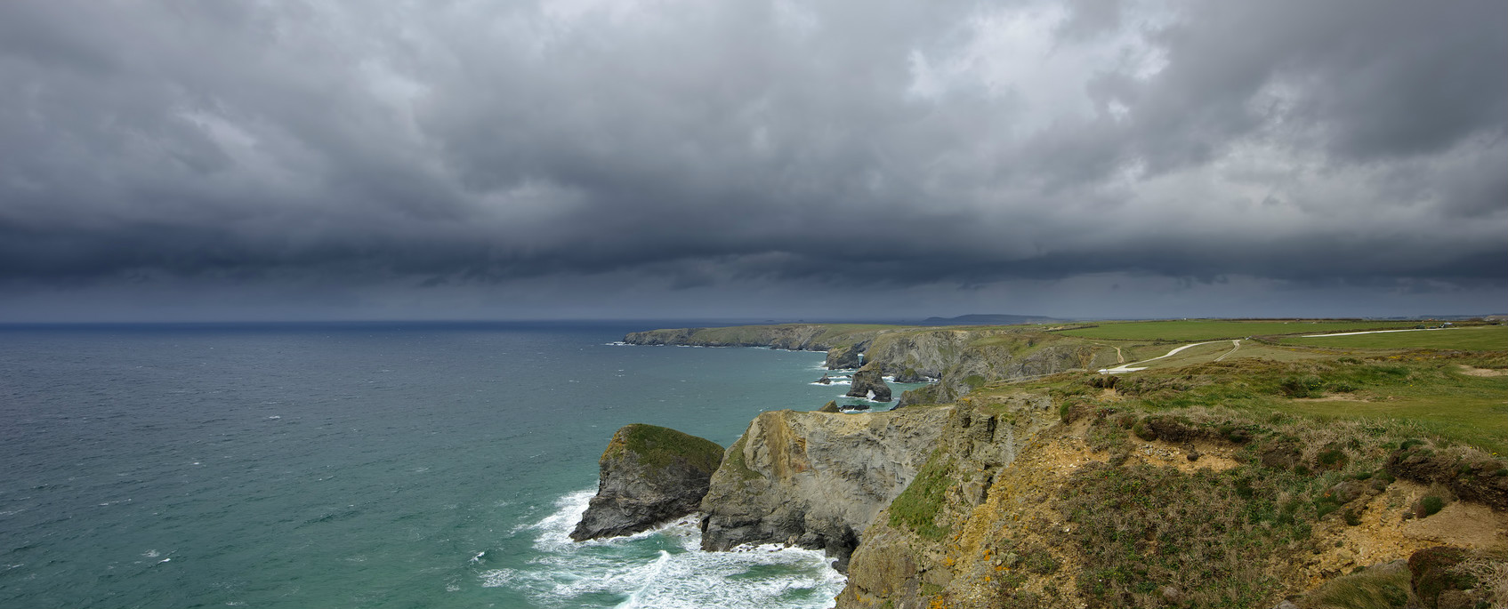 Blustery, wet start to the week before back to settled