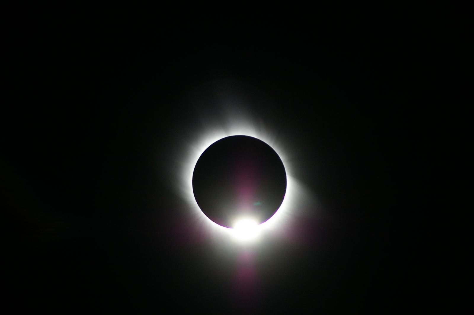 Cloudy or not? Total Eclipse USA and a partial glimpse for the UK