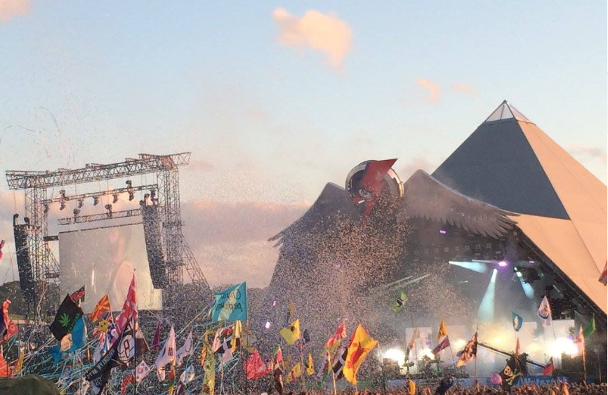 Glasto 2017 Final Forecast - Looking pretty decent this year