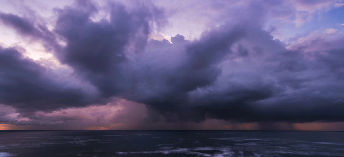 Northwest getting a soaking, drier elsewhere for now