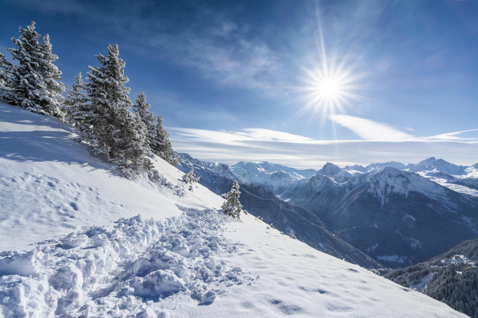 Alps: High Pressure in Charge and a dry week in store
