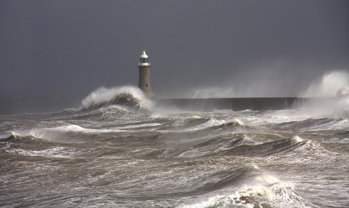 Increasingly Windy & Changeable, Gales In the North