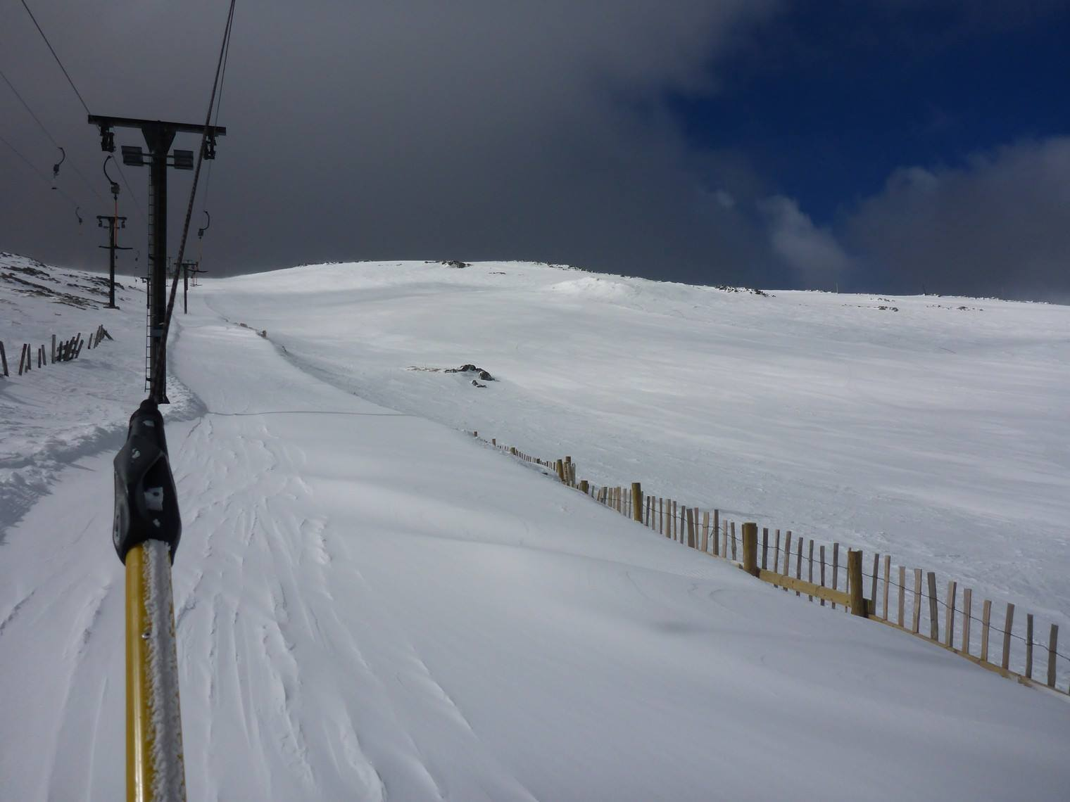 Great snow in Scotland for skiing and snowboarding this weekend