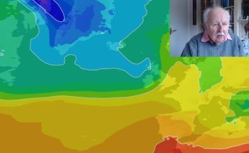 Michael Fish: Up and down week coming up - temperatures recovering