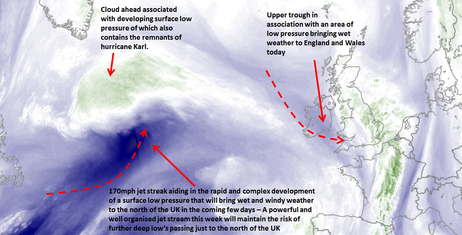 Synoptic Guidance - The Week Ahead - 26th September