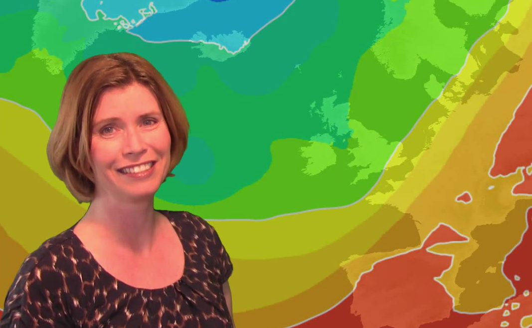 Video: A blustery week to come