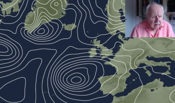 Michael Fish: A keen east wind for the weekend
