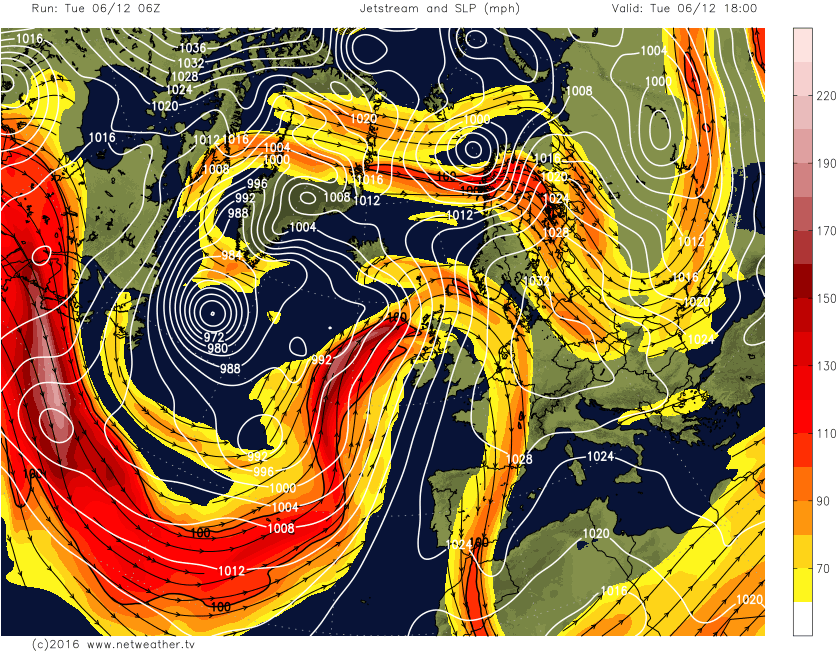 Synoptic Guidance: Unsettled For Now - Potential Pattern Change Later