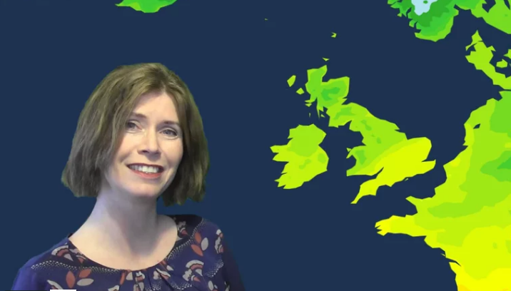 Video: Staying mild in the south, becoming cooler in the north