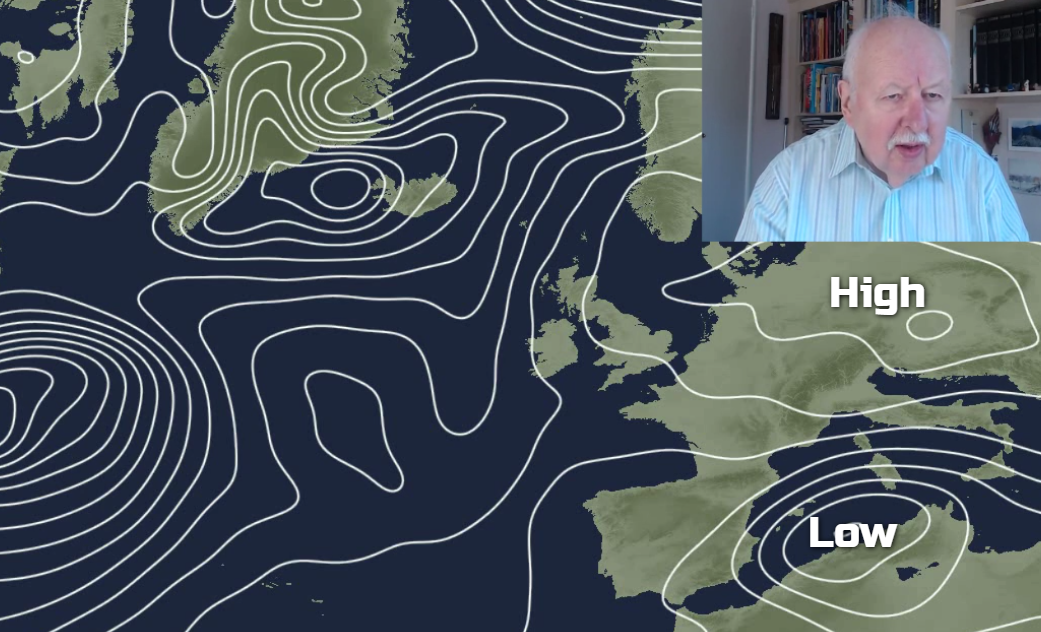 Michael Fish: Settled Weather With Only Slow Changes Next Week