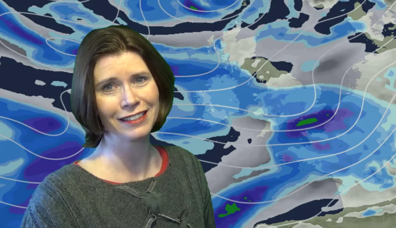 Video: Unsettled and chilly start to the week