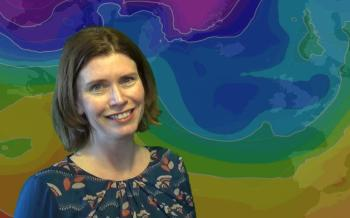 Jo Farrow: Unsettled, chilly & windy with some wintry bits