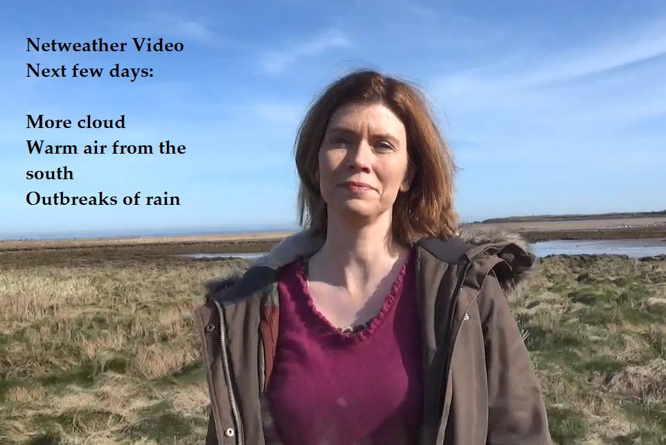 Video : Next few days with Jo Farrow