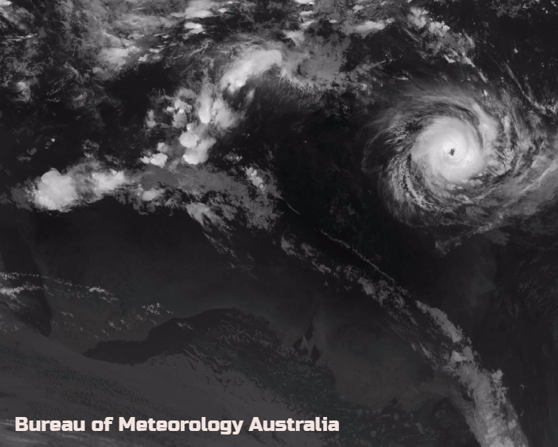 Severe Cyclone Debbie-  QLD and Whitsundays
