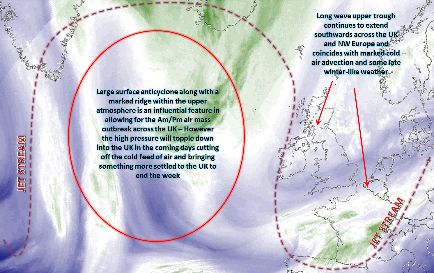 Synoptic Guidance - Changeable Outlook Ahead
