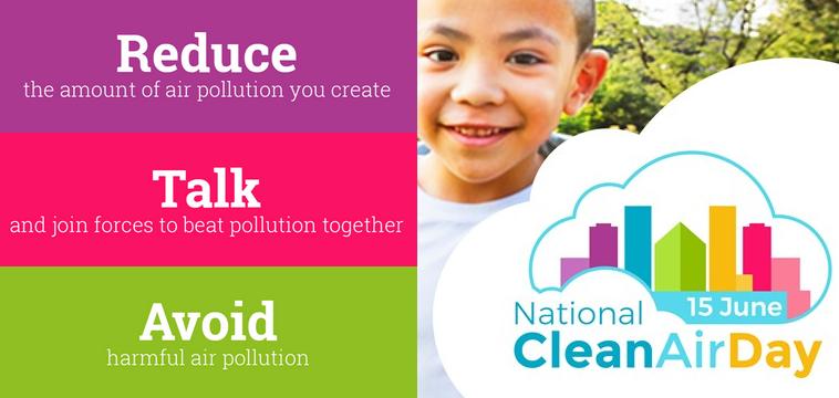 Air Pollution - National Clean Air Day