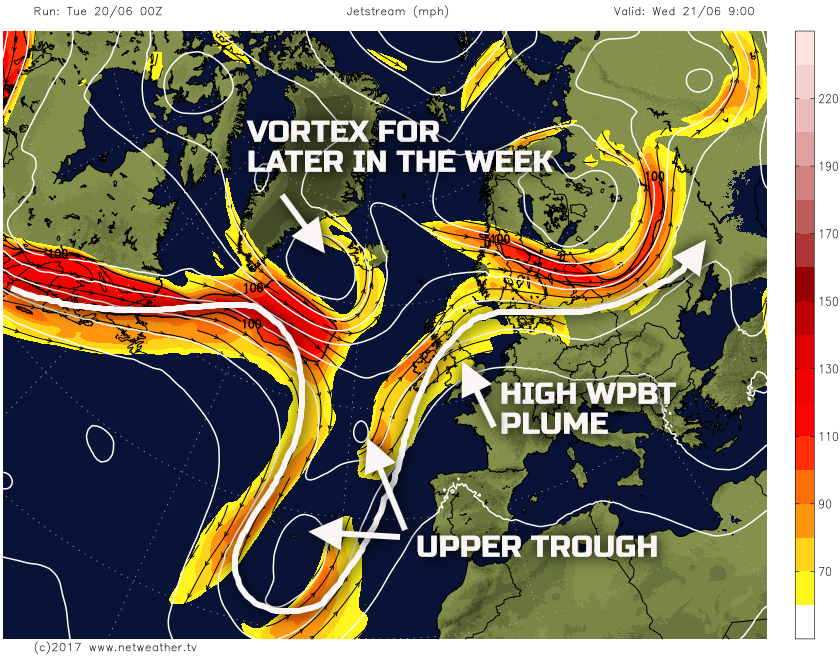 Synoptic Guidance - A Cooler and More Cyclonic Outlook