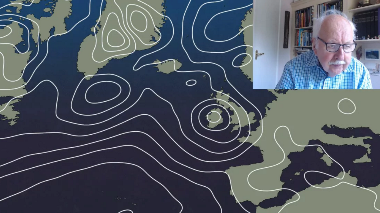 Michael Fish: Often unsettled and cool - no heatwave in sight!