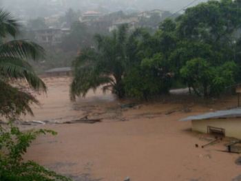 Sierra Leone - devastating Flooding and Mudslides