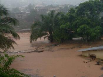 Sierra Leone - devastating Flooding and Mudslides