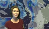 Video: Another Hurricane In The Caribbean and More Rain For The UK After A Fine Tuesday
