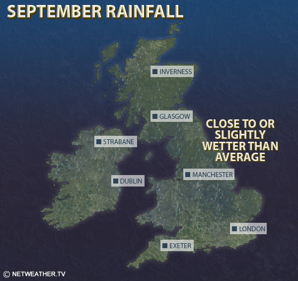 September Rainfall