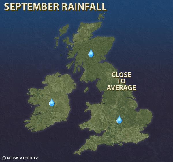September Rainfall