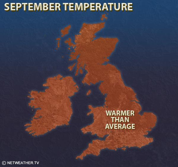September Temperature