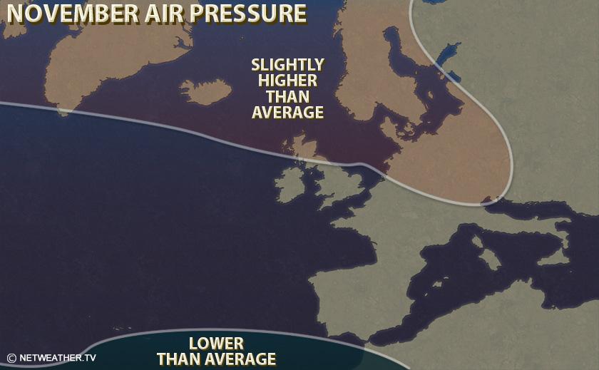 Long range forecast
