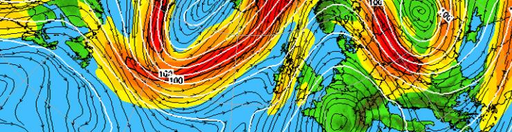 Jetstream Forecast - Jetstream Map Updated Four Times Daily