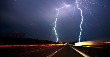 Will it thunder?