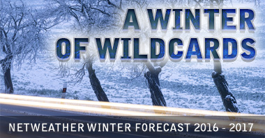 Winter Long range forecast
