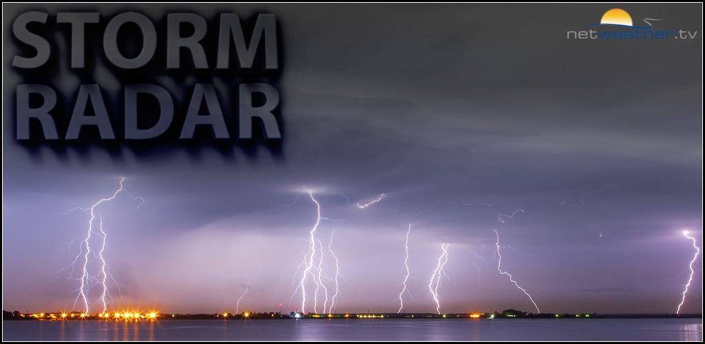 Storm Radar Android App