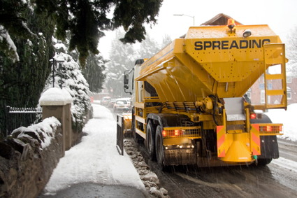 UK Gritting