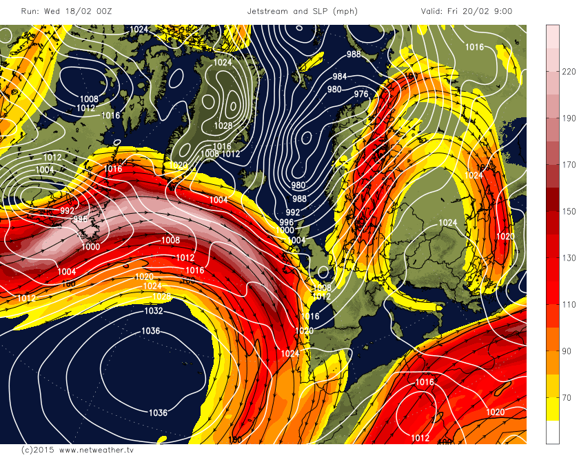 Synoptic Analysis - Stormy Week Ahead & Turning Colder At Times