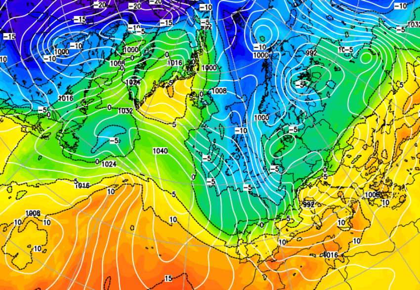 Arctic Air & Snow On The Way, Wrap Up!