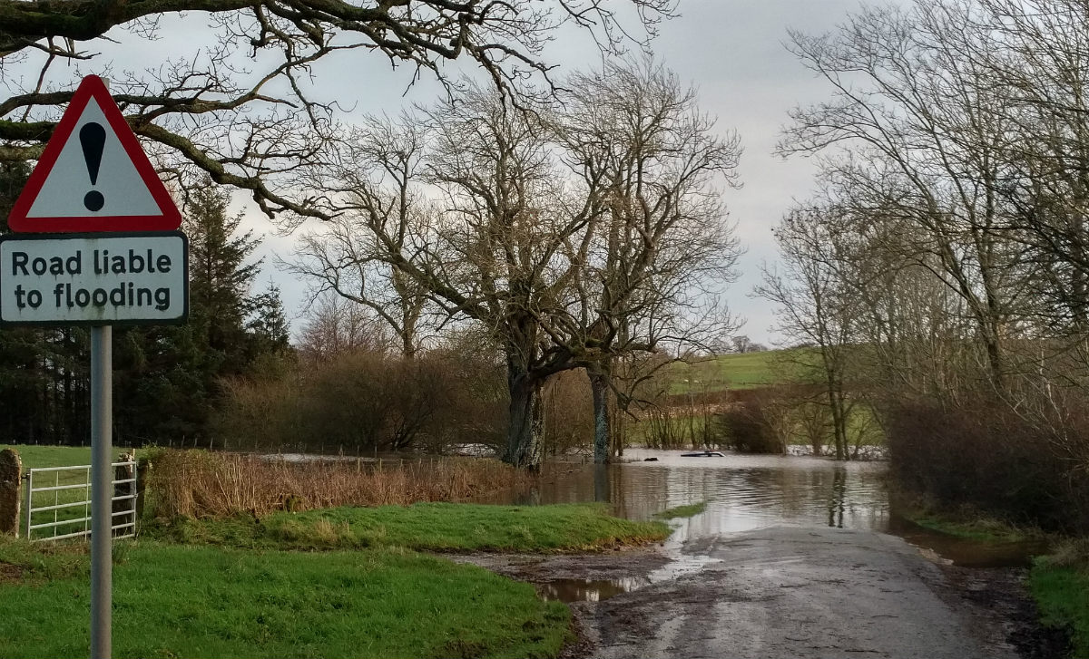 During and after Flooding UK Part 2