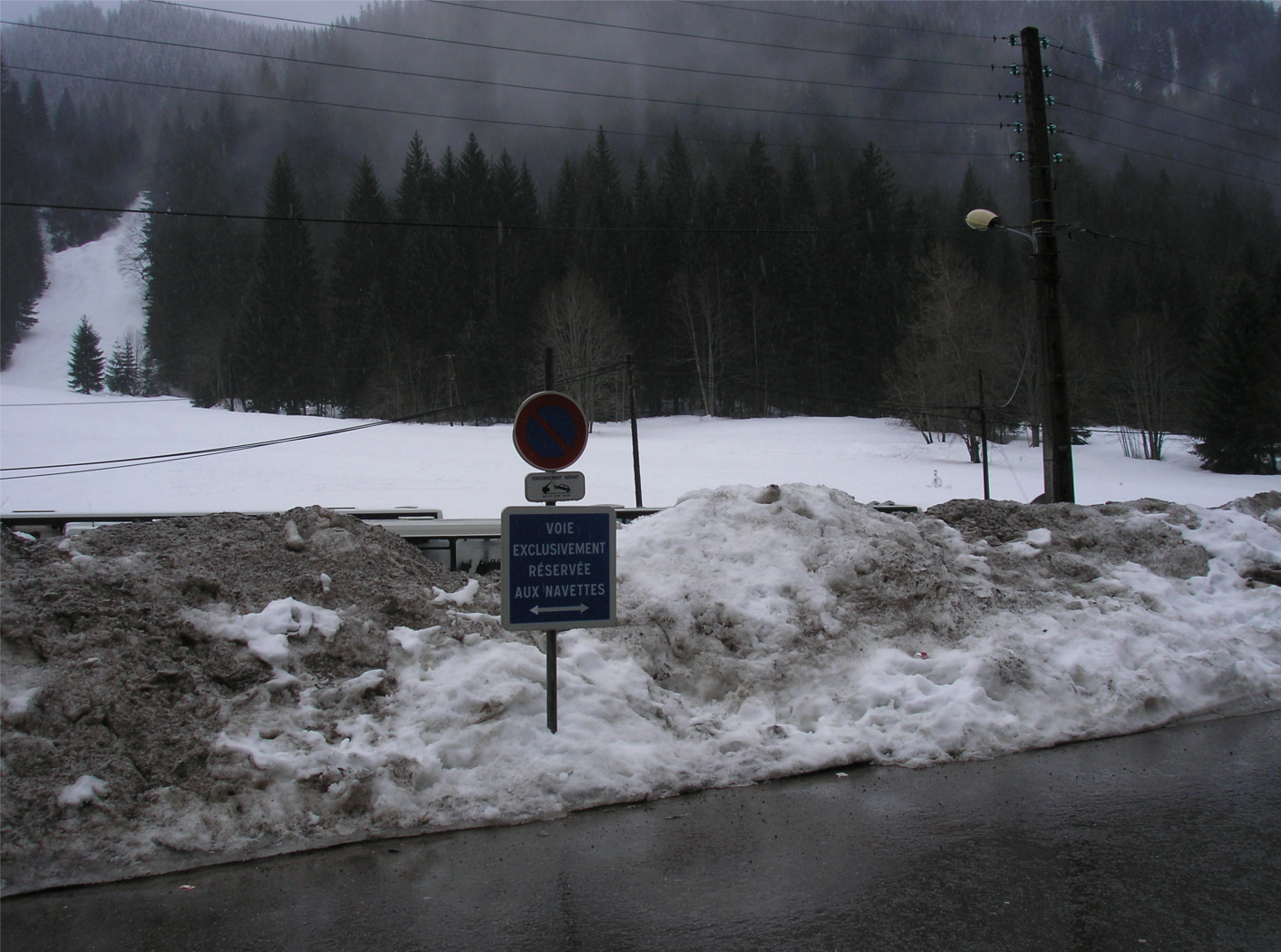 Alps - Mostly Unsettled with a lot of precipitation and some snow