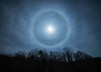 Haloes, Sun Dogs and other optical phenomena