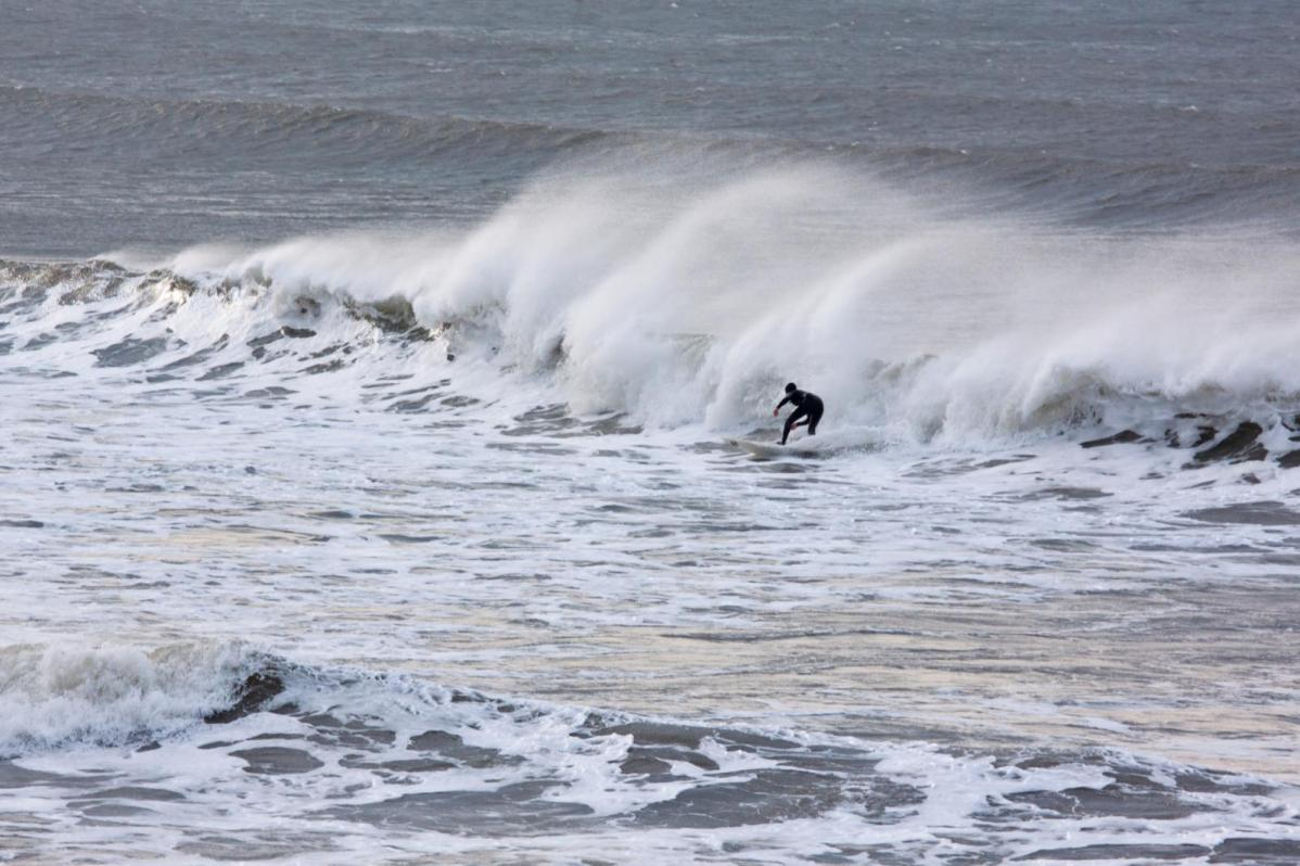 Cooler and fresher end to June with blustery winds and rain