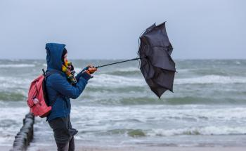 May Bank Holiday weather: wind, rain and snow.  When is it going to warm up?