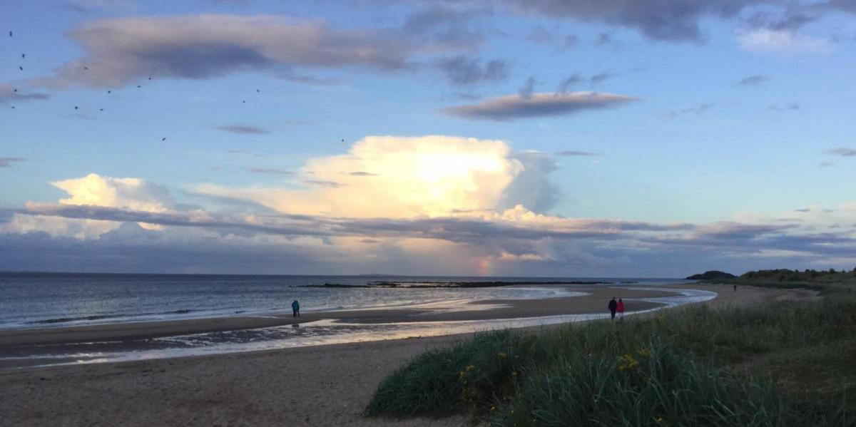 Showery end to the week, the weekend promises drier weather, but remaining cool
