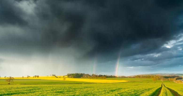Weekend Weather: Sunny spells, sharp showers and slowly warming up