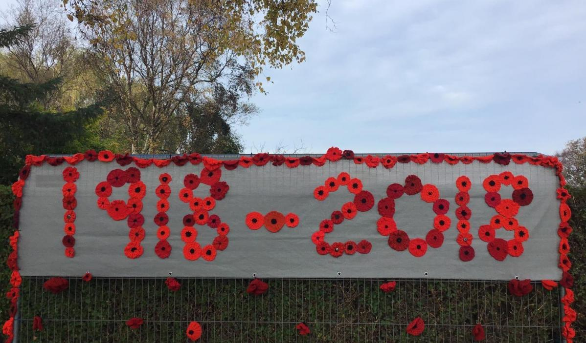 Remembrance Sunday - Weather for the Centenary commemorations