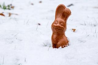 Easter weather - snow, heatwave or something in between?