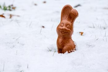 Easter weather - snow, heatwave or something in between?