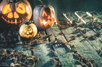 No treat in store for Halloween weather just tricky winds and even more rain