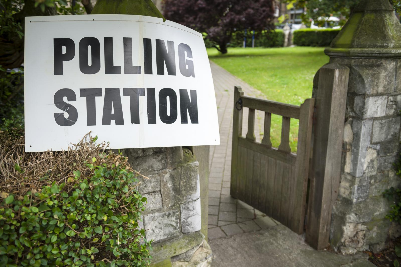 Election Day forecast - Unsettled December day but ignore the weather Fake News