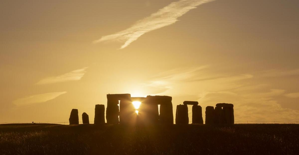 Summer Solstice today, but not feeling so summery in the south